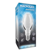 Macroled High Power Led Magnolia 40w Blanco Frío 6500k E40