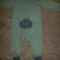 Body Pijama Completa Marca Carters