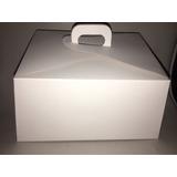 Caja De Torta P/ Porción (20x15x10) X 10 Unid.