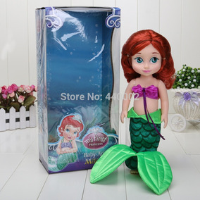 Boneca Ariel A Pequena Sereia Disney ***pronta Entrega***