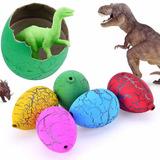 Ovos Dinossauro Ovo Surpresa Cresce Na Agua (5 Unidades)