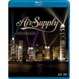 Air Supply - Live In Hong Kong (blu-ray)