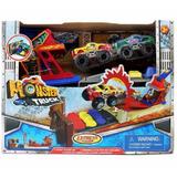 Monster Jam - Monster Truck Set Acrobatico - Fair Play Toys
