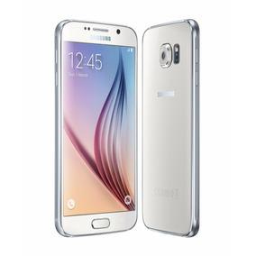 Celular Samsung Galaxy S6 32gb Red 4g Lte Blanco