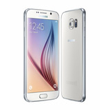 Celular Samsung Galaxy S6 32gb Red 4g Lte Blanco