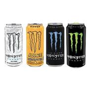 Monster Energy Mix 473cc  (24 Unidades) - Incluye Despacho