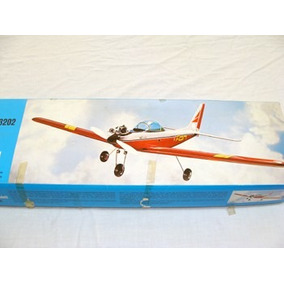 Fan Hegi Kit De Avion Para Armar Madera Para Motor 20/30