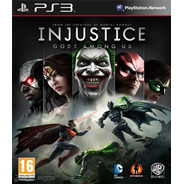 Injustice: God Among Us [ps3 Digital]