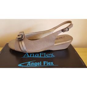 Sapatos Tamanhos Grandes Ana Flex Tam 40 Ref C1
