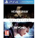 Heavy Rain-beyond: Two Soul + Gow 3 Ps4 Entrega Gratis Gcpd