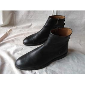 a41d2ef1 Zara Hombre Hombre Botas Usado Cuero Usadas en de Negras Zapatos pU7Iqw
