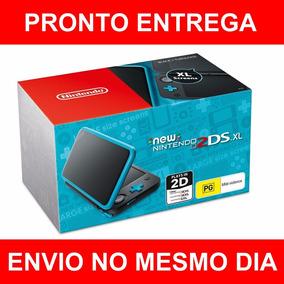 New Nintendo 2ds Xl Americano / Lançamento / Envio Hoje