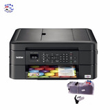Impresora Brother Mfc-j460/480/485dw Con Sistema De Tinta