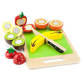 Come Madera! Máquinas De Cortar La Fruta Por Playset Generac