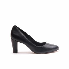 Lady Stork Catrina - Zapato De Vestir Mujer Cuero Liso