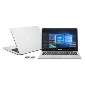 Notebook Asus,quad Core 4gb,500gb,gravador/leitor Cd-dvd