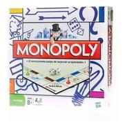 Monopoly Clasico Original Juego De Mesa