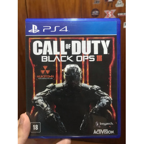 Call Of Dutty: Black Ops 3 Ps4/ Cod 3