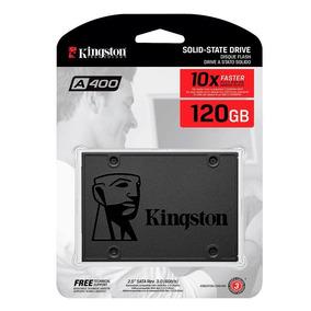 Disco Sólido Kingston Ssd 120gb A400 Tienda Oficial Cuotas