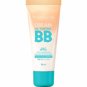 Maybelline Dream Oil Control 8em1 Fps15- Bb Cream 30ml Claro