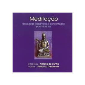 Cd Meditação-técnicas De Relaxamento +1-tarô Brinde Surpresa