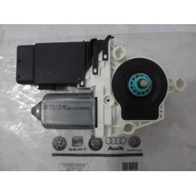 Motor Vidro Eletrico Diant. L/esq. Golf 08/14 Original Vw