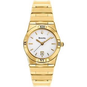 Relógio Bulova Feminino Wb29929h.