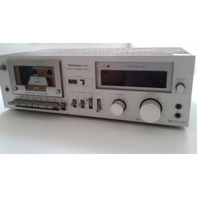 Tape Deck Technics M-33 - Raridade