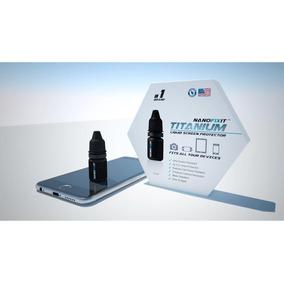 Protector De Pantalla Liquido Nanofixit Para 10 Disposit. 9h