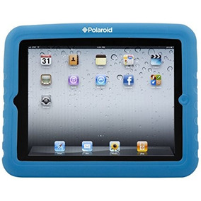 Polaroid Kids Tablet Case For Ipad 2/3 (pac9002bl)
