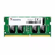 Memoria Ram Para Portatil 8gb Ddr4 Adata 2400 O 2666 Mhz