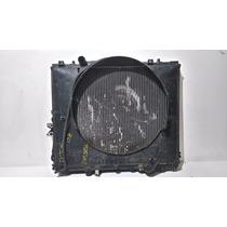 Radiador Pajero Sport 2.5 Diesel A/t C/condensador E Defleto