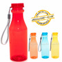 Garrafa 500ml Plástico Squeeze Lembrança Para Personalizar