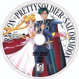 Sailor Moon Serie Completa Latino Dvd /bluray