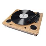 Ion Audio Archivo Lp | Conversión Digital Tocadiscos Con