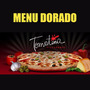 Pizza A La Piedra Catering De Pizza - Menu Dorado