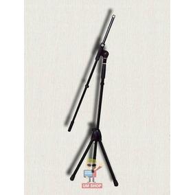 Pedestal Para Microfone K&m 21070