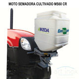 Moto Semeadora Cultivadora Ms60 Ikeda Embrapa Eletrica 12vcc