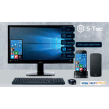 Smartphone Pc Acer Liquid Jadeprimo Win10+teclado+mouse+base
