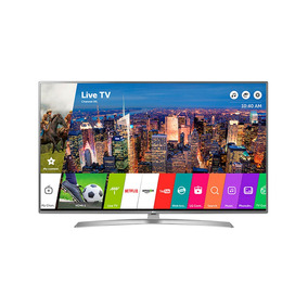 Smart Tv Uhd 4k Lg 75 Uj6580