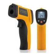Termometro Laser Digital Industrial Temperatura -50 A 400°c
