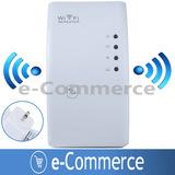 Repetidor Wifi Internet Amplia Señal 300mbps Amplificador