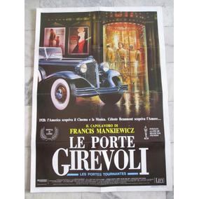 Porte Girevole Francis Mankiewicz 140x100cm Cartaz Original