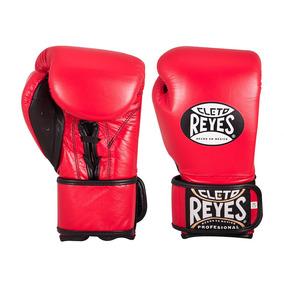 Guantes De Box Entrenamiento Cleto Reyes Piel Chico 310r