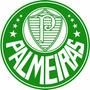 Adesivo Futebol Time Brasileiro Palmeiras Corintias Flamengo