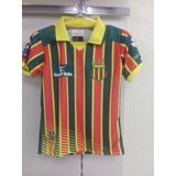 Camisa Oficial Do Sampaio Correia Infantil - Tamanho 10 Anos