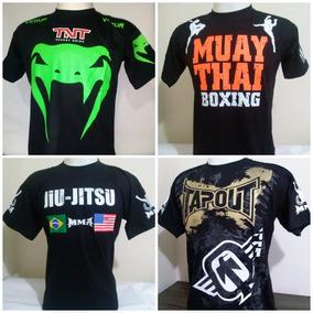 Camiseta Ufc Mma Venum Petrorian Muai Thay Jiu Jitsu Camisa