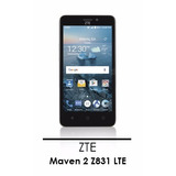 Celular Zte Maven 2 Z831 Lte