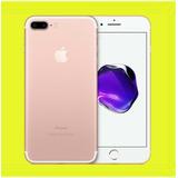 Original Iphone 7 Plus 32gb Memoria Libre Rosado Semi Nuevo