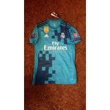 Camiseta Real Madrid 3rd 17/18 Adizero